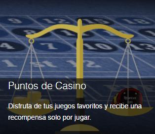 Puntos de casino