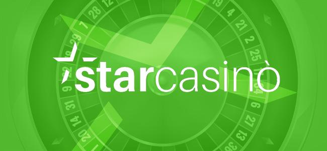 StarCasino pagina principal