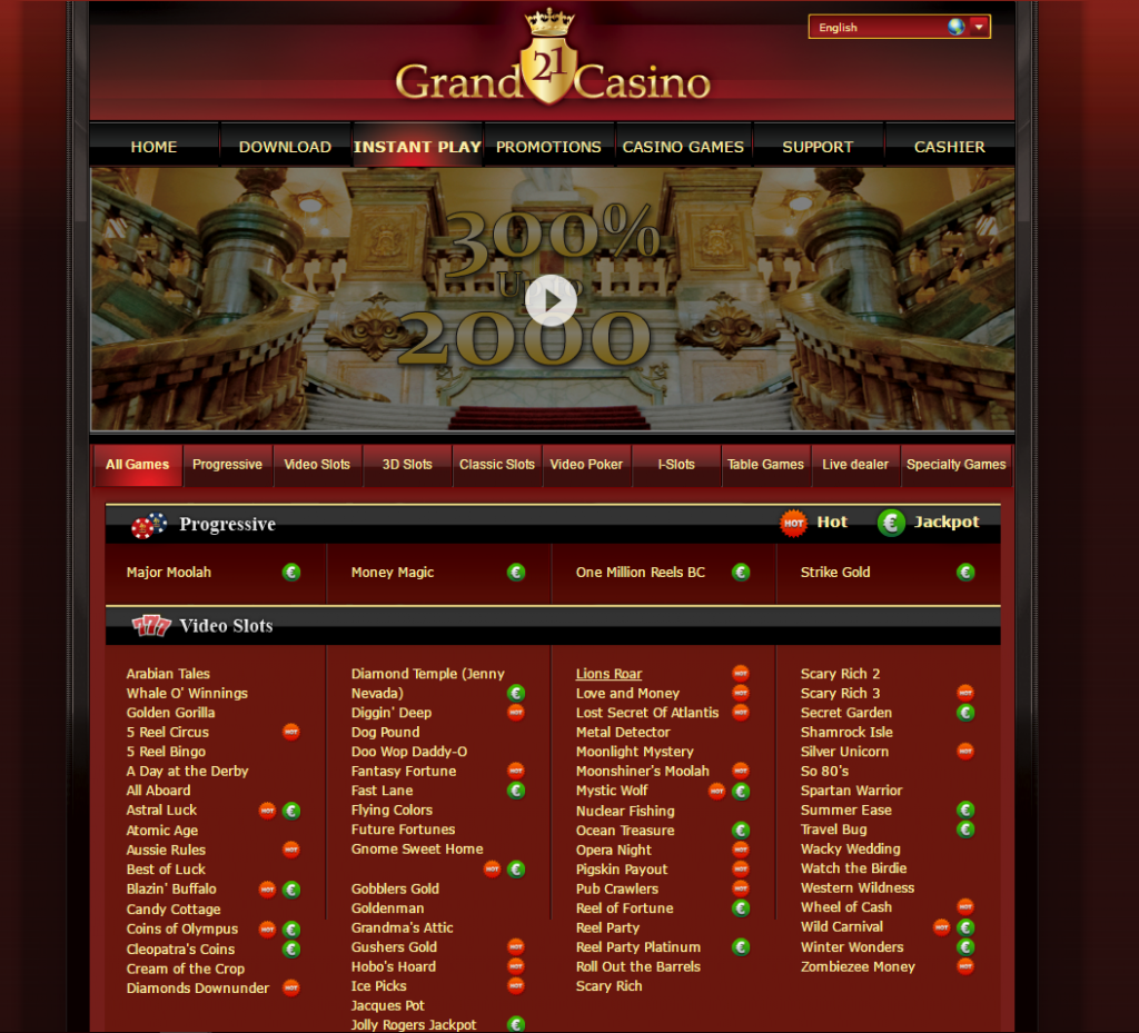 Online grand casino standish michigan casino to open soon