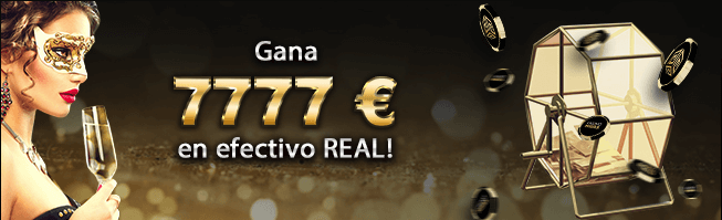 Sorteo 7777€