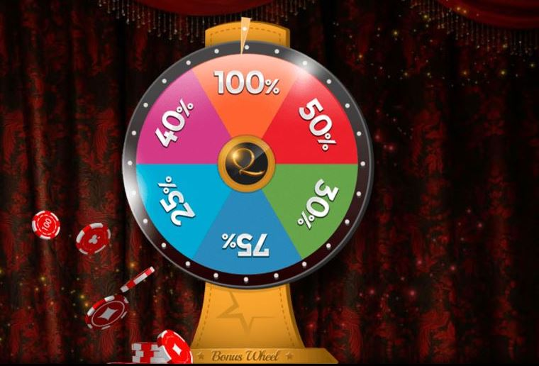 En Unique Casino gira cada semana la rueda del bono