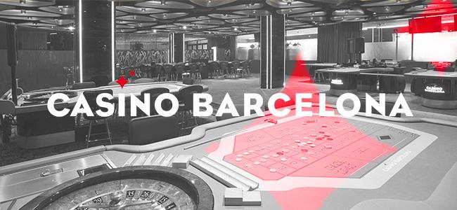 Casino Barcelona salón