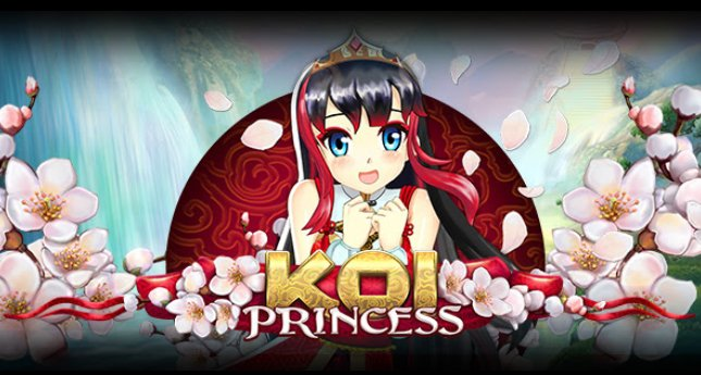 koi princess netent slot
