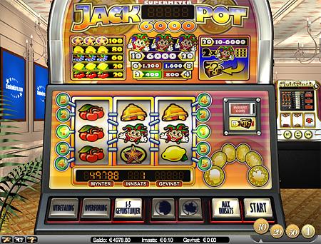 Hvordan spilleautomater virker – Fakta om spilleautomater