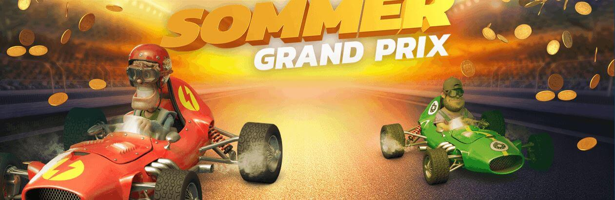Thrills Sommer Grand Prix