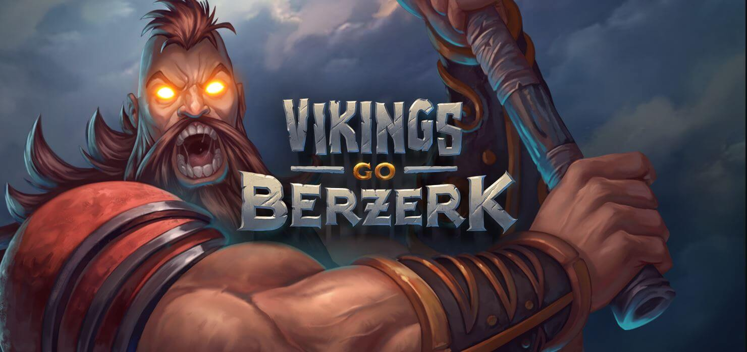 Spill Vikings go Berzerk og få free spins fra Folkeautomaten