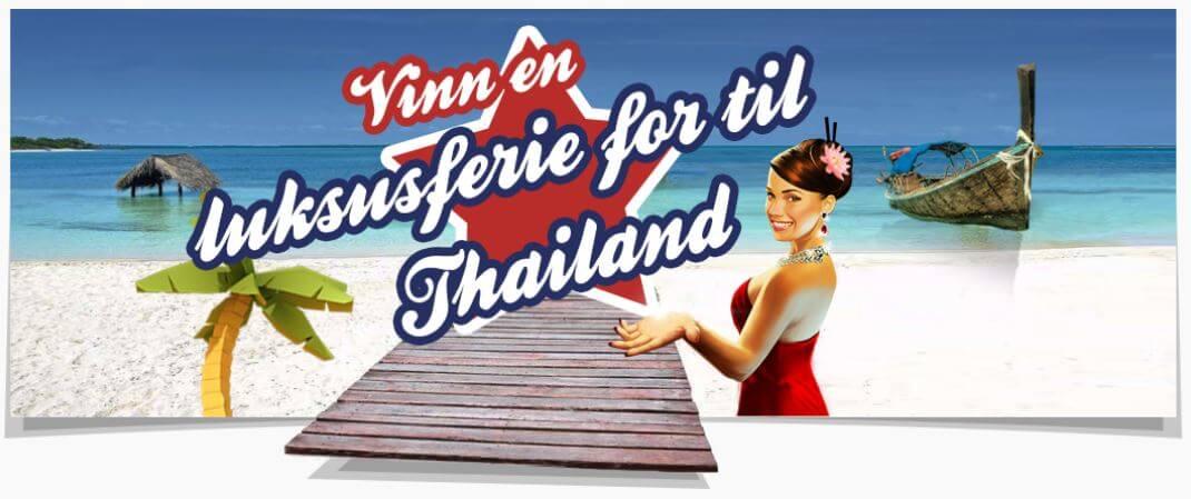 Casimba sender 4 heldige vinnere til Thailand