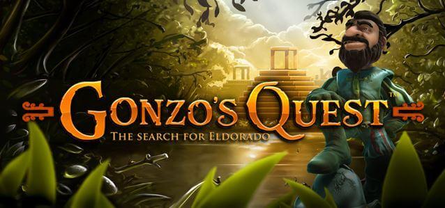 Gonzo's Quest er en klassiker med stort underholdningspotensiale