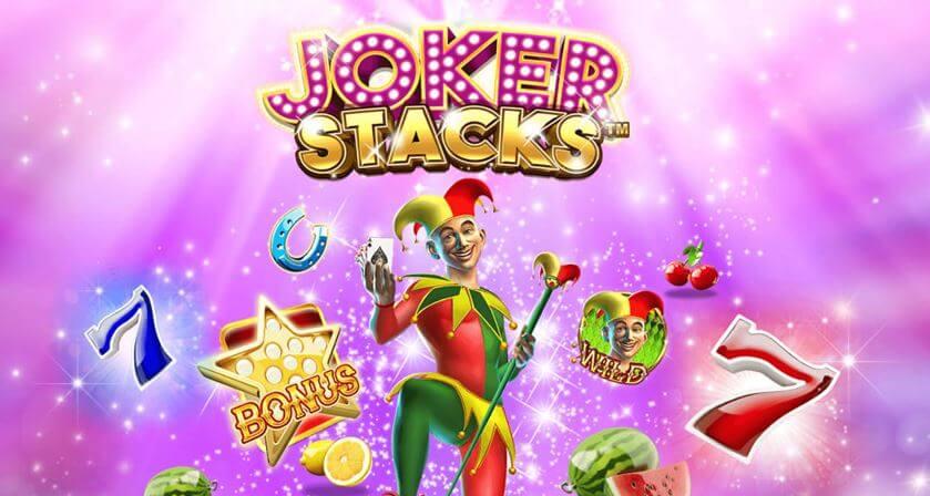 Spill Joker Stacks hos NorgesAutomaten