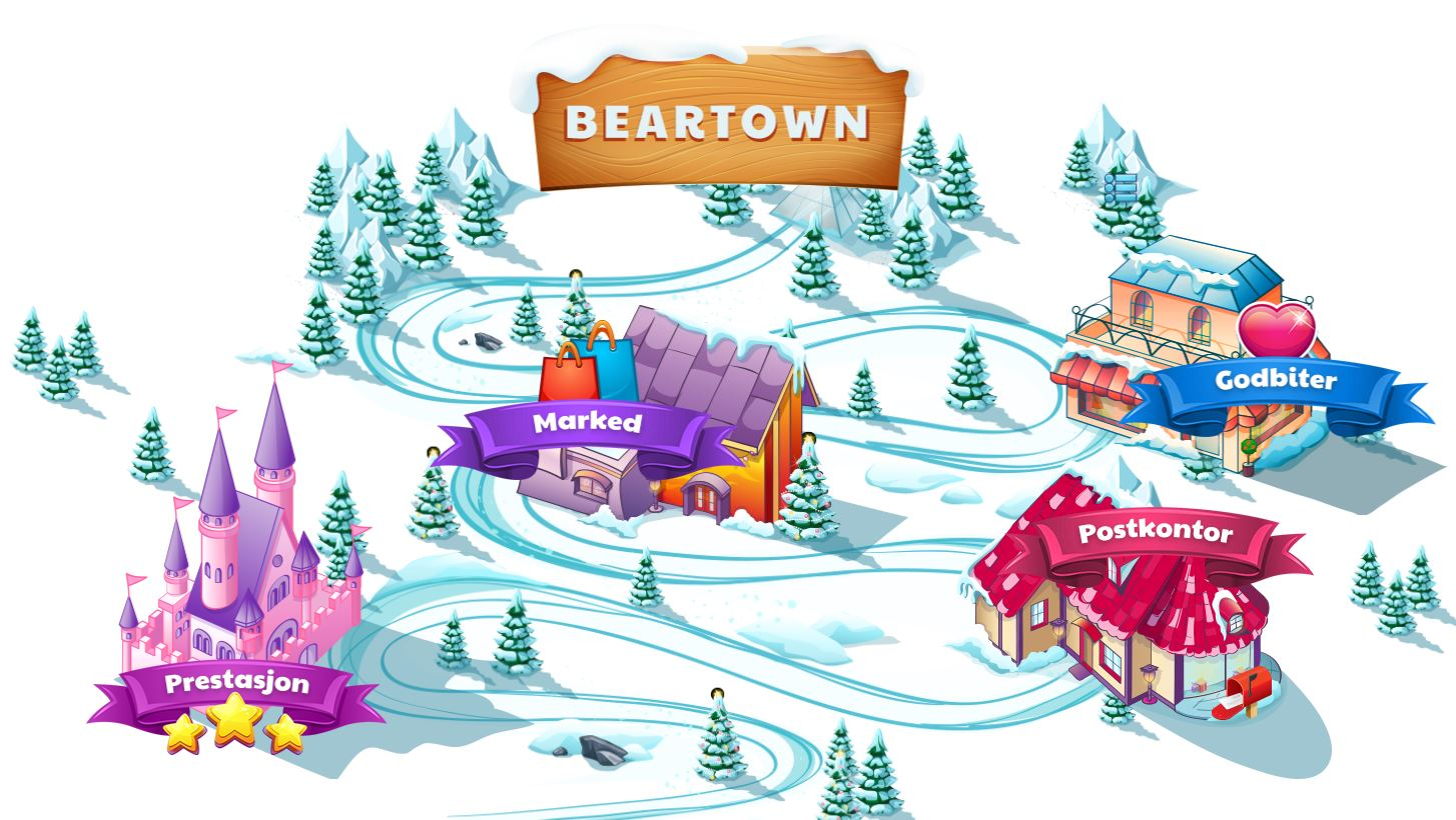 BearTown Ridika