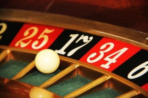 Roulette på nettcasinoer
