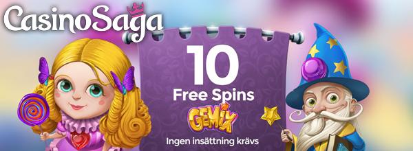 Gemix Online slots recension - Prova det gratis nu