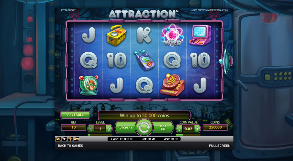 Funhouse slot recension & gratis casinospel direkt