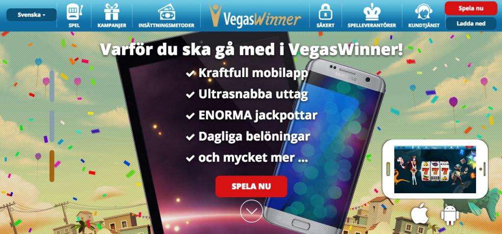 Vegaswinner