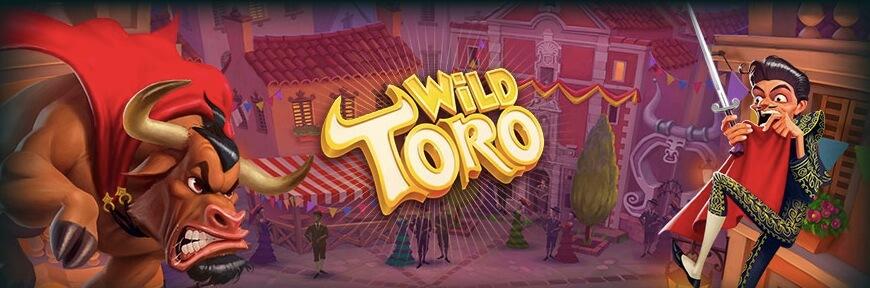 Få freespins på Wild Toro hos Casumo
