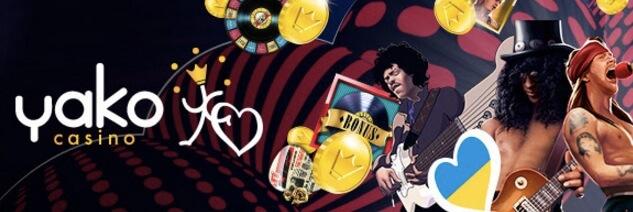 Tävla med Yako Casino