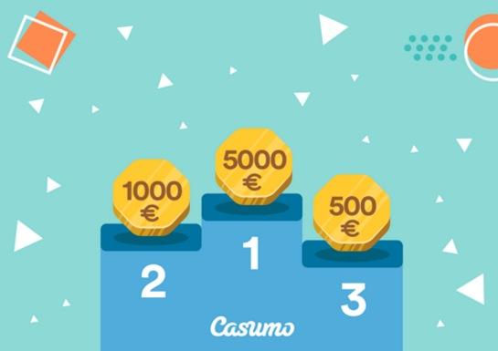 Gratissnurr med Casumo