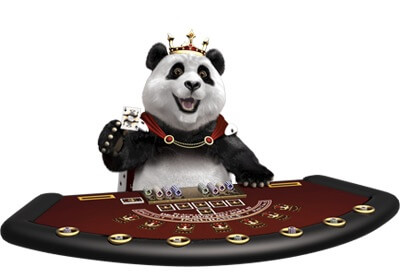 Få blackjackbonus hos Royal Panda