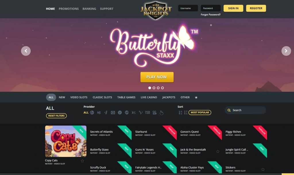 online internet casino jackpot online