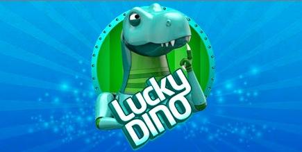 Få bonus med LuckyDino idag