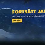 Julkampanj hos BetHard