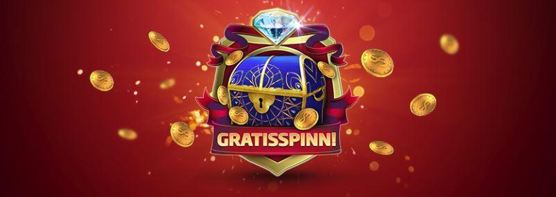 Casinohelg med free spins hos SverigeCasino