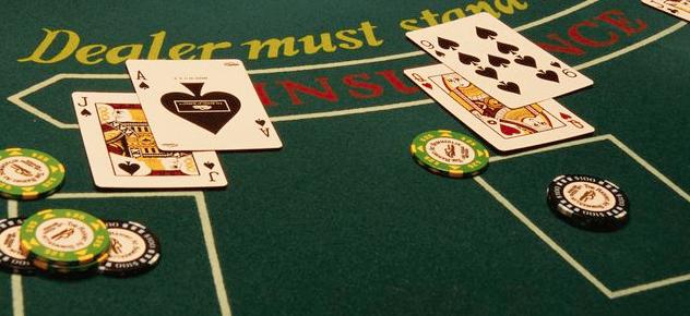 Spela Black Jack hos ComeOn på torsdagar - vinn 1000 kr